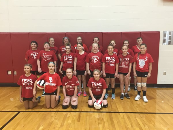 5th and 6th Grade Volleyball